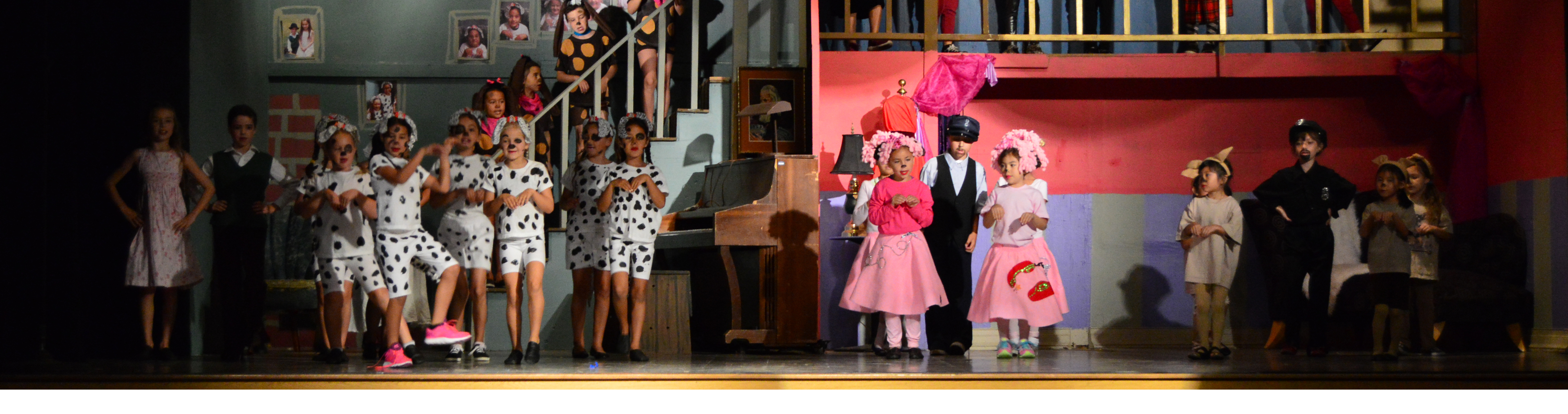 ClubHouse Academy Acting Theatre Header Img