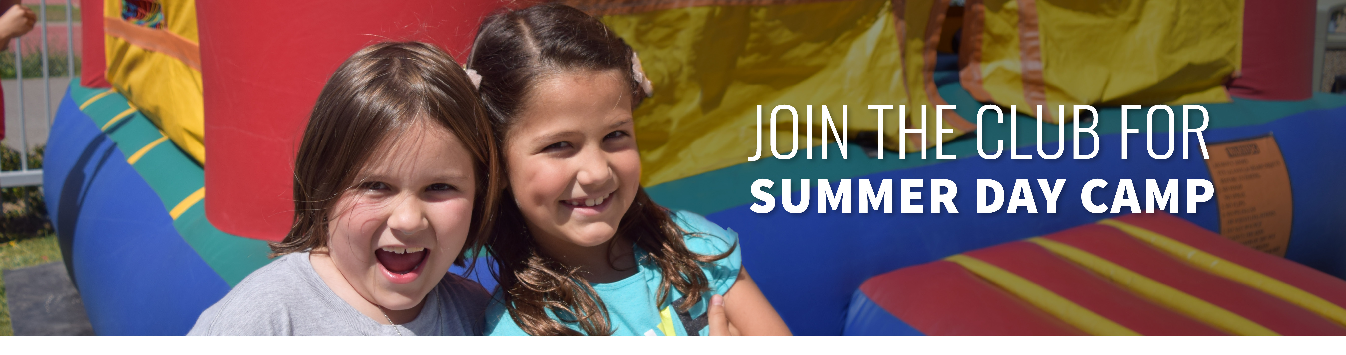 Our Programs Summer Camp Header Img