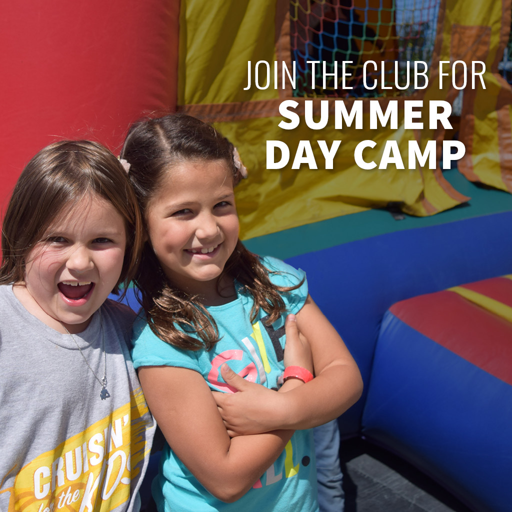 Register now for summer day camp at the Boys & Girls Club!